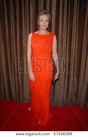 Nadja Swarovski  at the 2010 Costume Designers Guild Awards, Beverly Hilton Hotel, Beverly Hills, CA. 02-25-10
