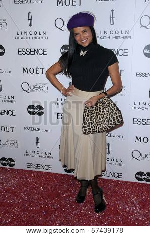 Victoria Rowell at the 3rd Annual Essence Black Women in Hollywood Luncheon, Beverly Hills Hotel, Beverly Hills, CA. 03-04-10