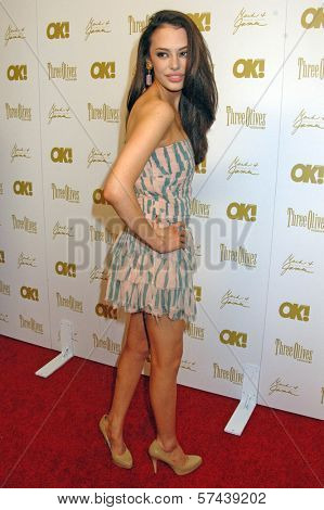 Chloe Bridges  at the OK Magazine Pre-Oscar Party, Beso, Hollywood, CA. 03-05-10