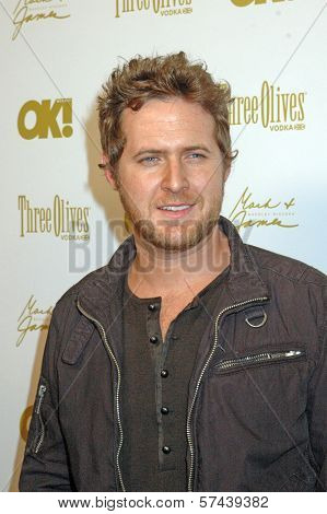 A.J. Buckley  at the OK Magazine Pre-Oscar Party, Beso, Hollywood, CA. 03-05-10
