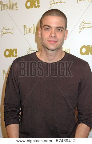 Mark Salling at the OK Magazine Pre-Oscar Party, Beso, Hollywood, CA. 03-05-10