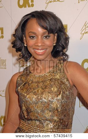 Anika Noni Rose at the OK Magazine Pre-Oscar Party, Beso, Hollywood, CA. 03-05-10