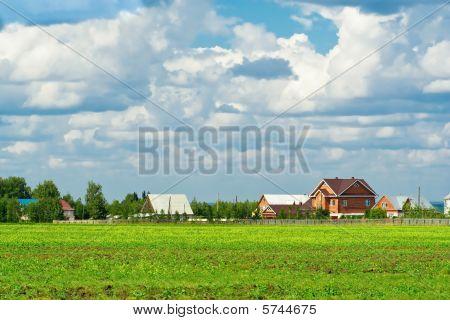Suburbane woningbouw