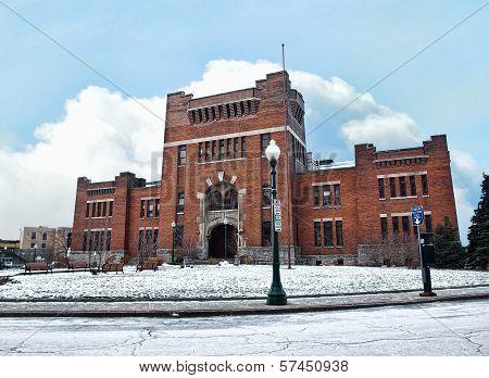 Syracuse Armory