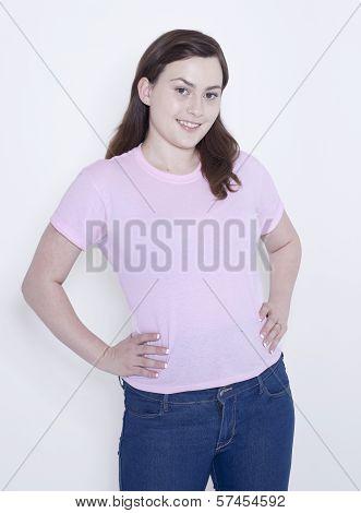 Attractive Confident Girl
