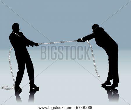 competitive battle
