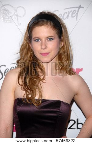 Magda Apanowicz at the Star Magazine Celebrates Young Hollywood Party, Voyeur, West Hollywood, CA. 03-31-10