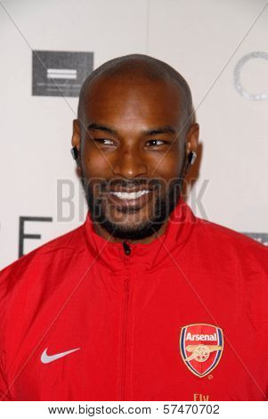Tyson Beckford at the introduction of the Chris ire
