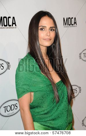 Jordana Brewster at the Tod's Beverly Hills Boutique Opening Celebration, Tod's Boutique, Beverly Hills, CA. 04-15-10