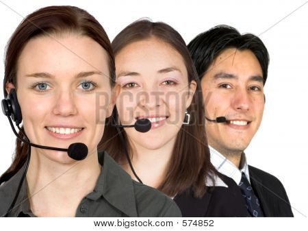 Customer Service Team
