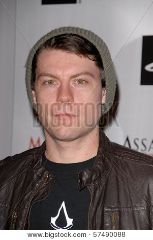 Patrick Fugit  at the MAXIM magazine and Ubisoft launch of Assassin's Creed II, Voyeur, West Hollywood, CA. 11-11-09