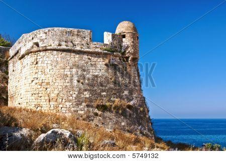 Fortezza In Rethymno