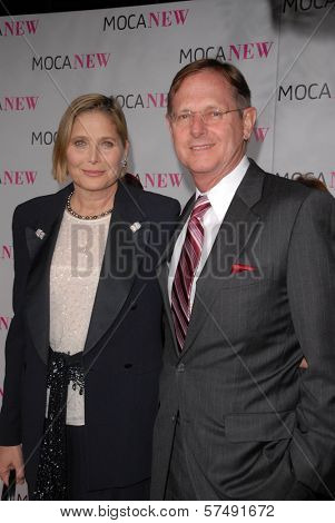 Deborah Raffin at the MOCA New 30th Anniversary Gala, MOCA Grand Avenue, Los Angeles, CA. 11-14-09