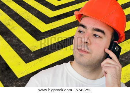 Highway Construction Worker