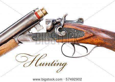 Mechanism Of Hunting Rifle