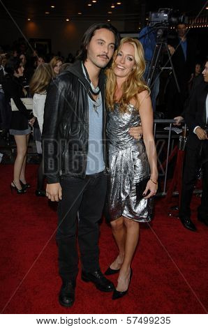 Cat Deeley and Jack Huston at the
