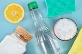 pic of baking soda  - Eco - JPG