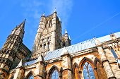 Lincoln Cathedral And Towers