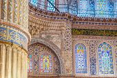 foto of breathtaking  - The breathtaking Blue Mosque in Istanbul turkey - JPG