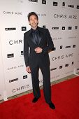 Adrien Brody at the introduction of the Chris ire