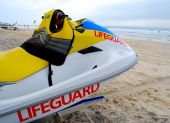 Lifeguards Jet Ski