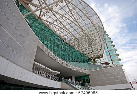 Vasco Da Gama Shopping Centre, Lisbon, Portugal.