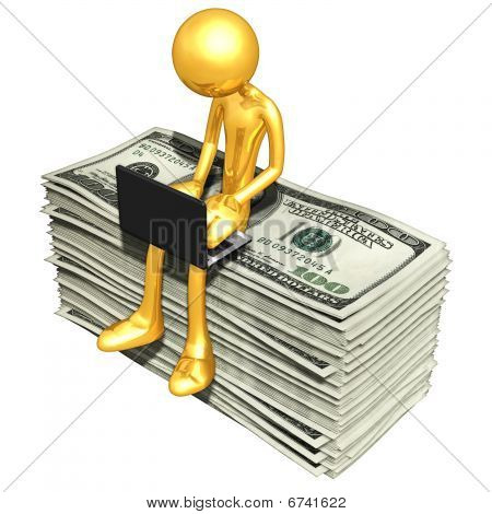 Gold Guy Online With Money