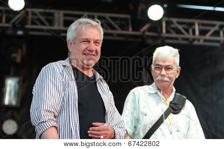 Stonewall veterans Martin Boyce & Danny Garvin