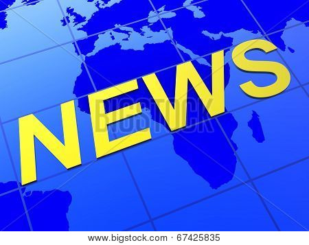 News World Indicates Article Globalization And Journalism