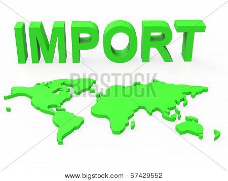 Import Global Shows Buy Abroad And Worldly