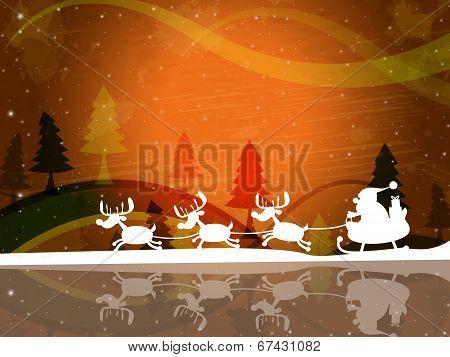 Santa Father Christmas Celebration
