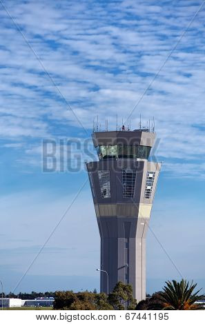 Adelaide Airport Control Tower