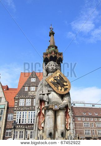 Bremen old town, Germany