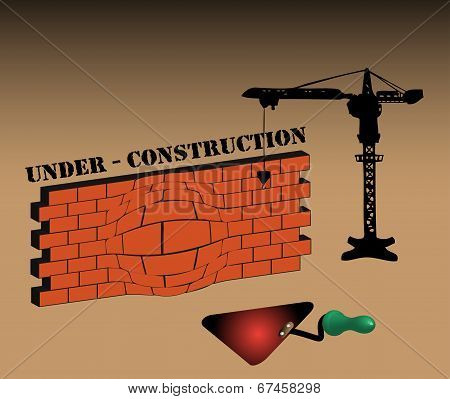 Under construction theme