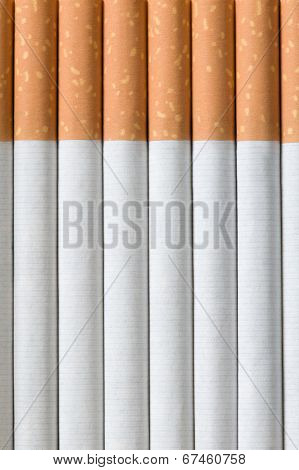 vertical cigarettes background