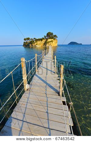 Zakynthos, A Bridge To The Cameo Island
