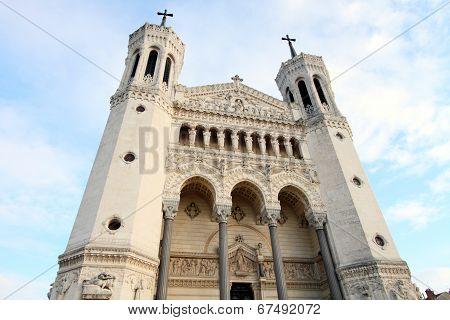 Notre Dame of Lyon, France