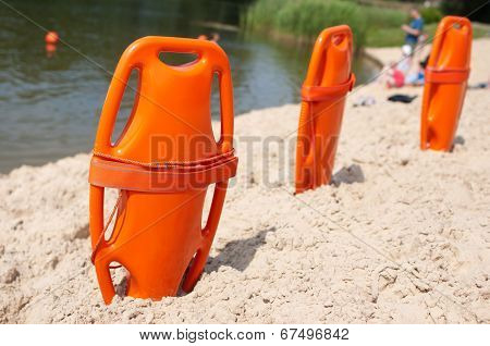 Lifeguard Rescue Equipment