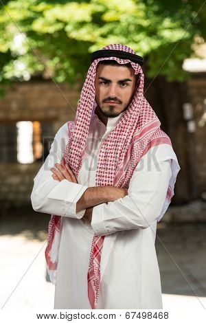 Young Arab Man