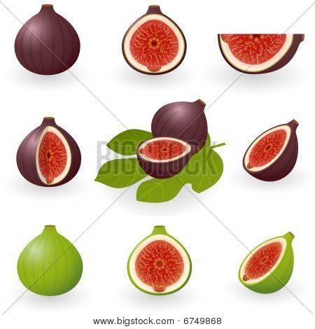 Icon Set Figs