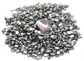 image of hematite  - Detailed and colorful image of amethyst mineral - JPG
