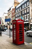 Постер, плакат: Телефон Box в Лондоне