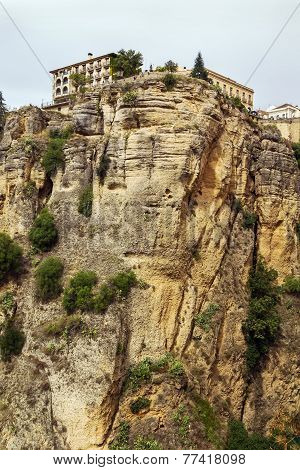 Rock In Ronda, Spain