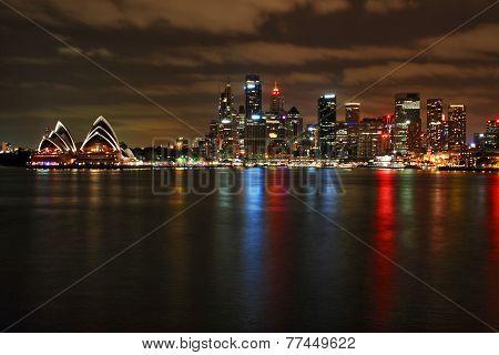 City Skyline, Sydney, Australia