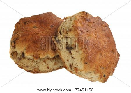 Two Date And Maple Scones