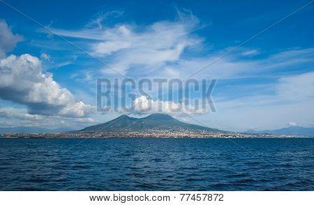 The Mount Vesuvius