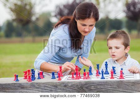 Family Chess