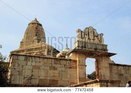 Kumbhshyam Temple, Chittorgarh