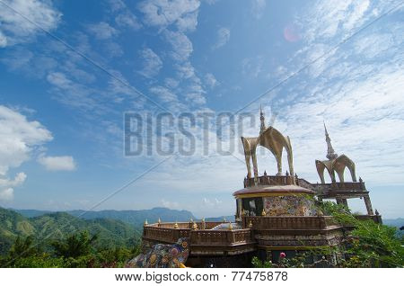 Wat Phra That Pha Son Kaew In Phetchabun Province, Thailand
