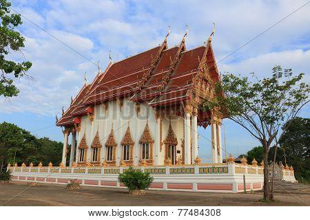 Temple at Wat Nong Sano